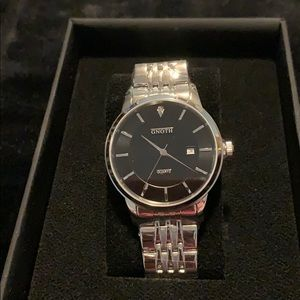 Stainless steel - water resistant - watch NWT